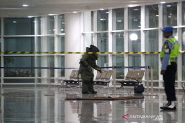 Simulasi Penanggulangan Keadaan Darurat Bandara