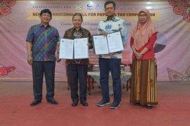 Kakanwil DJP Banten Kembali Tandatangani Kerjasama Inklusi Pajak Dengan Unpam