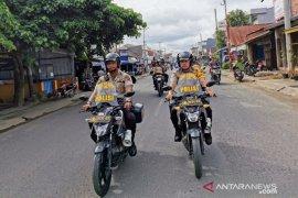 Kapolres Tanjabbar pimpin langsung patroli sepeda motor