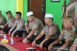 Polres Tanjabtim gelar 'Binrohtal' bagi anggota