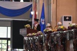 Rektor Untan harap 1.000 wisudawan ikut berpartisipasi ciptakan desa mandiri
