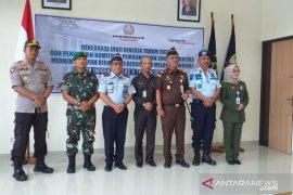 Kantor Imigrasi Tanjung Pandan canangkan menuju zona WBBM