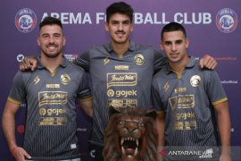 Arema FC datangkan tiga pemain dari Amerika Latin