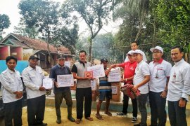 "Bank Banten Bantu Korban Banjir Lebak Melalui Program ""Banten Satu Rasa"""