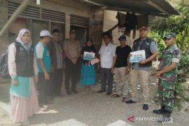 Rumah warga penerima PKH di Aceh Utara dituntaskan penempelan stiker