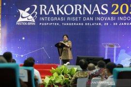 Megawati akui pantau langsung pembahasan UU Sisnas Iptek