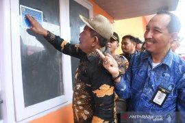Rumah khusus nelayan program Kementerian PUPR diresmikan