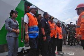 PT KAI gratiskan naik kereta api Cibatu-Garut di awal operasional