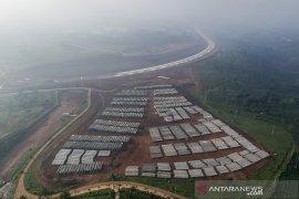 Target pembangunan jalan tol baru