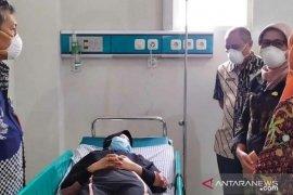 Antisipasi virus corona, satu mahasiswi yang pulang dari China jalani pemeriksaan di RSUD Hariyoto Lumajang