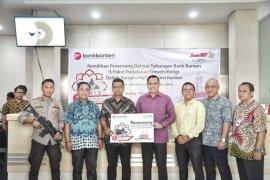 Gebyar Tabungan Bank Banten Berhadiah Perjalanan Religi
