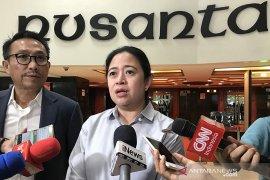 Ketua DPR Puan Maharani sampaikan belum terima draf RUU Omnibus Law Cipta Kerja