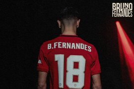Ole Solskjaer: Bruno Fernandes lebih mirip Scholes ketimbang Ronaldo