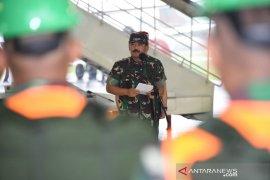 Panglima TNI kirim Satgas Garuda tangani kebakaran hutan  Australia