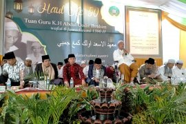 Ketua DPRD hadiri Haul Kyai Haji Abdul Qodir di Ponpes As'ad
