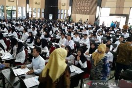 6.382 peserta akan memperebutkan 277 kuota CPNS Pemkot Tasikmalaya