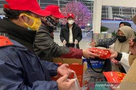 WNI yang dijemput dari Wuhan dinyatakan sehat