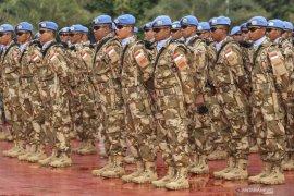 Anggota pasukan perdamaian dari Indonesia terbunuh di Kongo