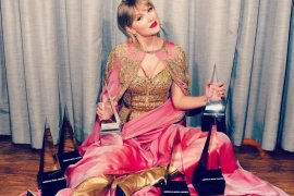 Taylor Swift berang Scooter Braun kembali jual master albumnya