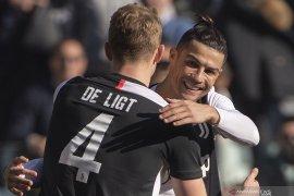 Juventus hancurkan Fiorentina tiga gol tanpa balas