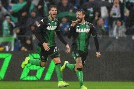 Roma telan kekalahan  mengejutkan dari Sassuolo di Liga Italia
