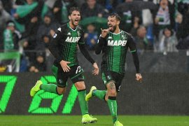 Liga Italia - Sassuolo bangkit dari ketinggalan  dan  tahan imbang Torino 1-1