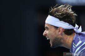 Dominic Thiem geser Federer peringkat tiga dunia