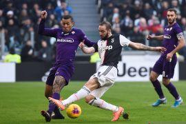 Higuain tidak mau kembali ke Juventus