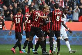 Liga Prancis: Lyon terjungkal di markas Nice 2-1