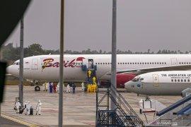 Kemenhub tegaskan maskapai ikuti mitigasi pesawat dari Wuhan