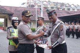 Anggota Lantas Polres Tebing Tinggi tewas dalam kecelakaan Lalu lintas.