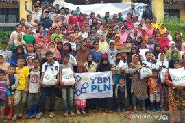 PLN kembali salurkan bantuan ke Sukajaya Bogor