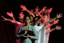 Pagelaran seni sastra bulan Bahasa Bali 2020