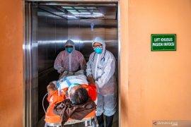 HOAX- Pasien terduga infeksi corona di Semarang meninggal, ini penjelasannya