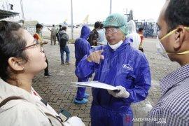 Ada 7 WNI batal berangkat dari Wuhan