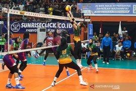 Proliga, Jakarta PGN menang 3-1 atas Jakarta BNI
