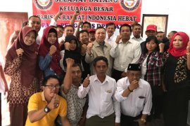 Relawan Jokowi dukung Fandi Utomo maju sebagai Bacawali Surabaya 2020