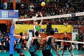 Proliga 2020: Jakarta BNI beri Samator kekalahan pertama