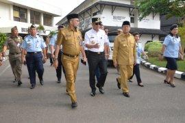 Gubernur Jambi pantau pelaksanaan tes CPNS Kemenkumham