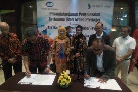 BUMD Jabar kelola hotel Prama Grand Preanger Bandung