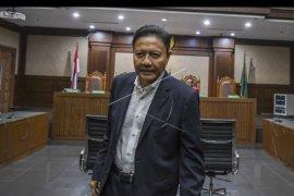 Eksepsi Nyoman Dhamantra ditolak hakim