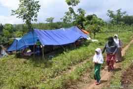 Pengungsi Korban Banjir Bandang