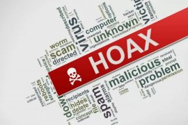 Menkominfo: hoaks wabah Corona merugikan