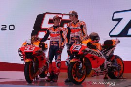 Marquez bidik gelar Rookie of The Year MotoGP 2020