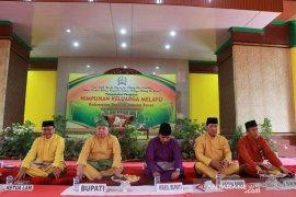 Bupati Tanjungjabung Barat harapkan HKM lestarikan tradisi Melayu