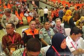 Dedie A Rachim hadiri Rakornas Penanggulangan Bencana 2020