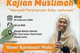 ACT Aceh gelar kajian muslimah bersama Ummi Mulia di Banda Aceh