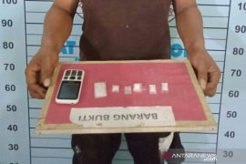 Polisi Aceh Utara tangkap empat pria terlibat jaringan narkoba