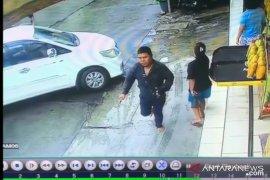 Pelaku curanmor tewas ditembak polisi