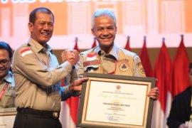 Jawa Tengah raih penghargaan provinsi aktif tanggulangi bencana